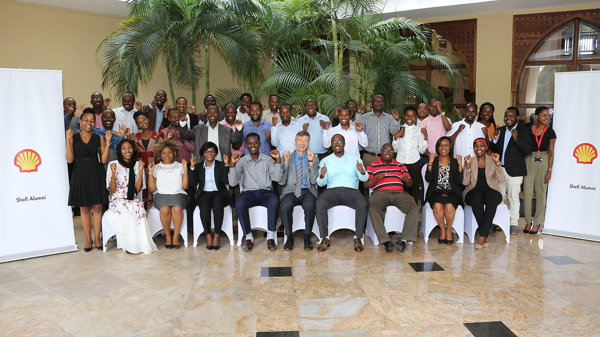 Education is an opportunity, says Shell Tanzania